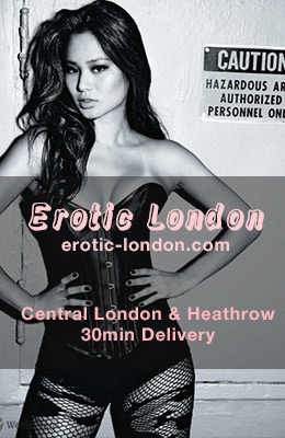 sexy lady for your adult massage London
